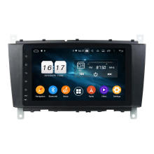 In Dash Car Multimedia Android 9.0 C-klasse